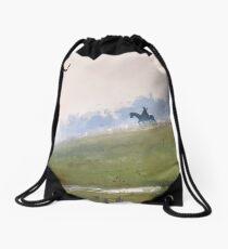 Rider Drawstring Bag