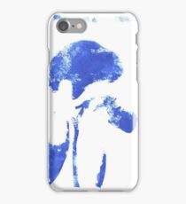 Silhouette Series: The Photographer iPhone Case/Skin
