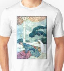 RUBAIYAT of OMER KAYYAM; Arabian Nights Painting Print Unisex T-Shirt