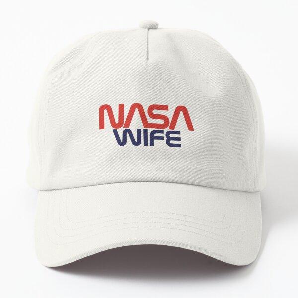 NASA wife Dad Hat