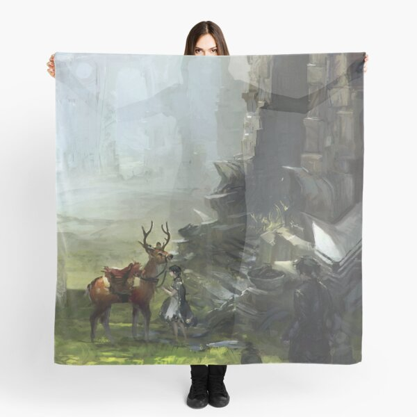 Tranquility Scarf