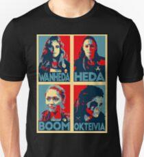 The 100 women Unisex T-Shirt
