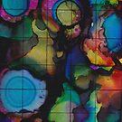 Hubble Telescope by Betsy Ellis