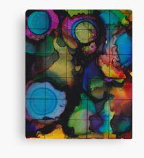 Hubble Telescope Canvas Print