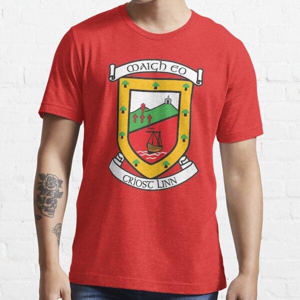 Mayo GAA Logo Essential T-Shirt