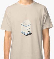 Cute kawaii milk carton Classic T-Shirt