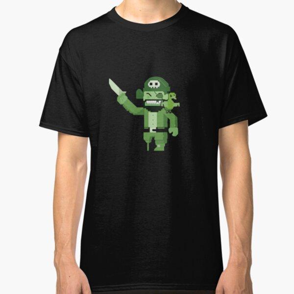 Pirate Virus - Archer Classic T-Shirt