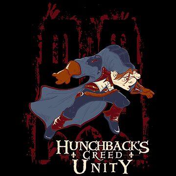 Hunchback's Creed Unity von DarkChoocoolat