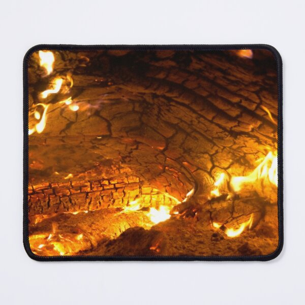 When your Hot by Avril Thomas,  South Australian artist  Mouse Pad