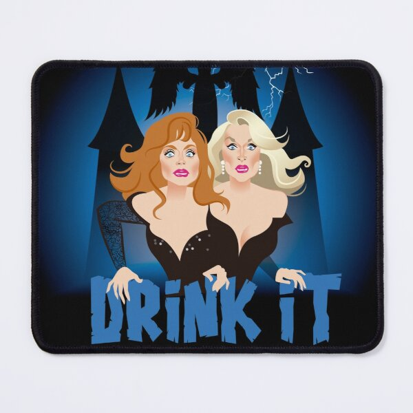 Drink it! Mouse Pad