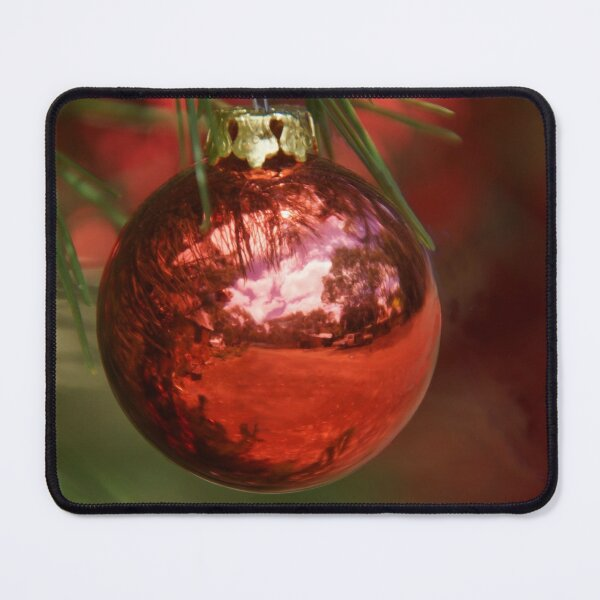 Celebrating Christmas by Avril Thomas Mouse Pad