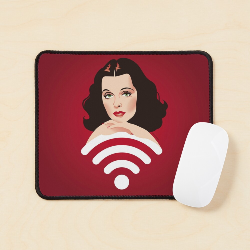 Hedy Wifi Mouse Pad