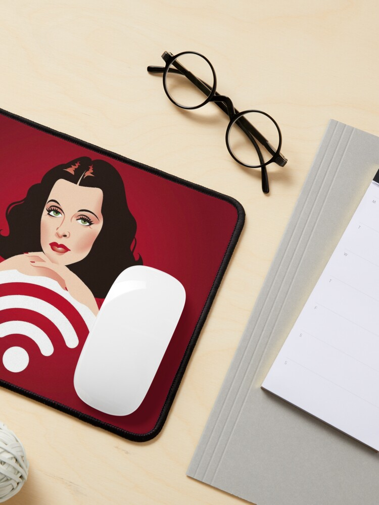 Alternate view of Hedy Wifi Mouse Pad