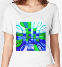 Ceramic Women's Relaxed Fit T-Shirt