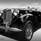 A Classic 1952 MG by Heather Friedman