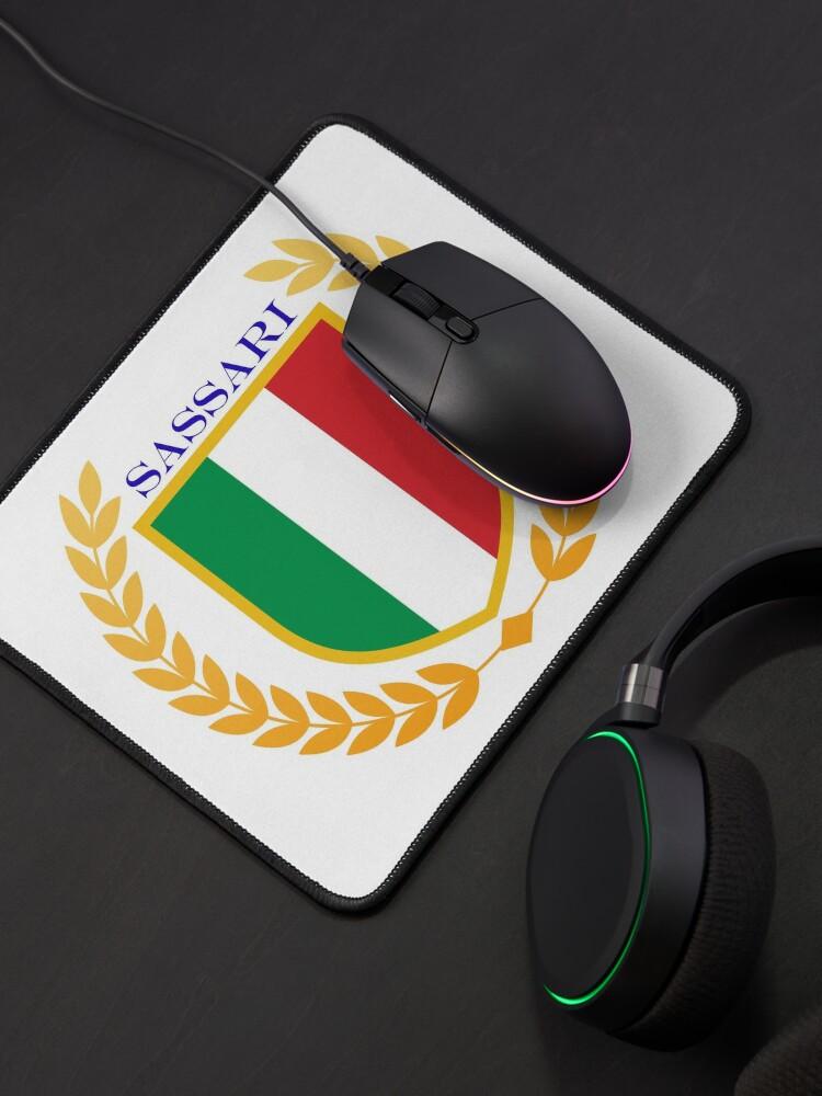 Alternate view of Sassari Italy Mouse Pad