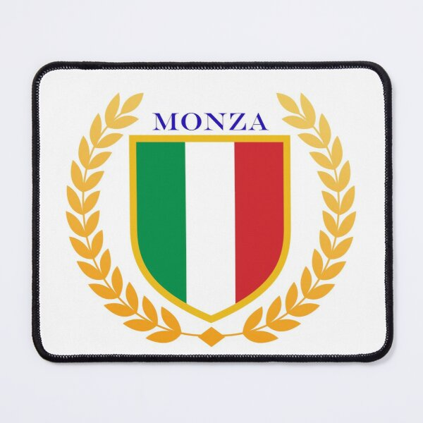 Monza Italy Mouse Pad