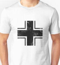 Military Roundels - German WWII Balkenkreuz T-Shirt