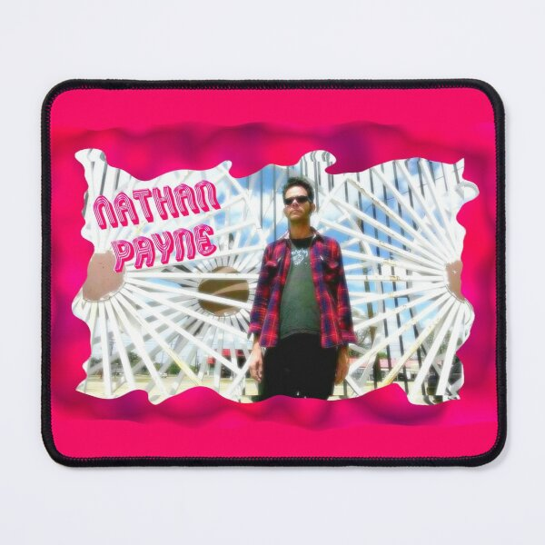 Psychedelic Gates of Eternity Mouse Pad