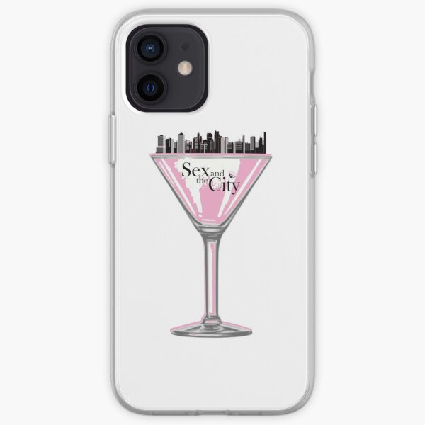 Sex and the City Gifts - New York Skyline iPhone Soft Case
