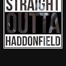 Geradeaus Haddonfield von kjanedesigns