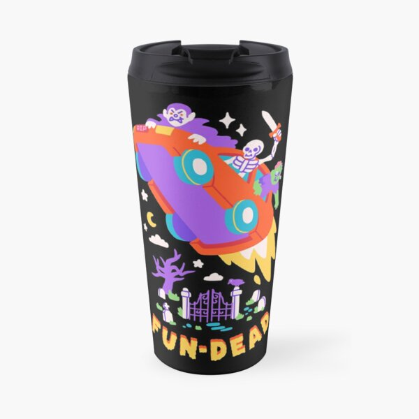 FUN-DEAD Travel Mug