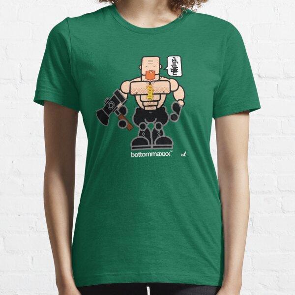 AFR Superheroes #02 - Bottommaxxx Essential T-Shirt