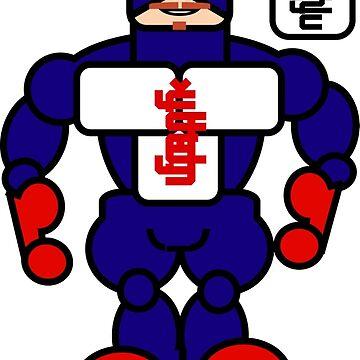 AFR Superheroes #03 - Captain Smash by afrenasia