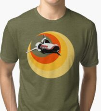 Turbo Boost Tri-blend T-Shirt