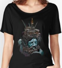 Poseidon's Crown Women's Relaxed Fit T-Shirt