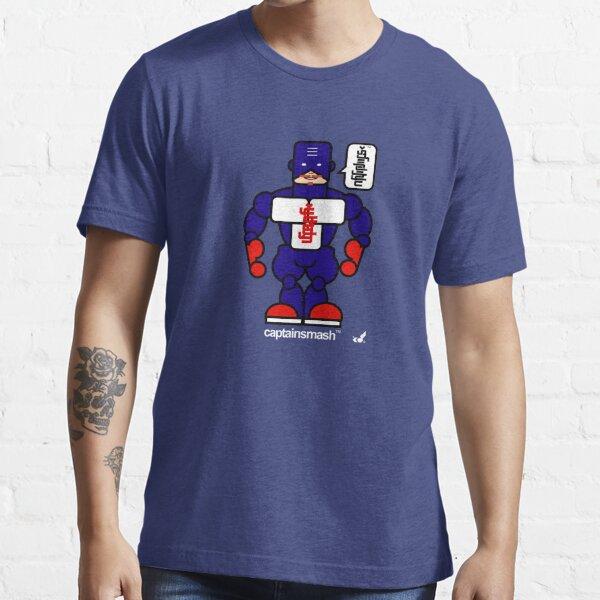 AFR Superheroes #03 - Captain Smash Essential T-Shirt