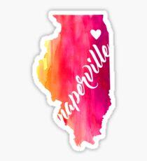 Naperville Sticker