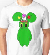 souris verte Unisex T-Shirt