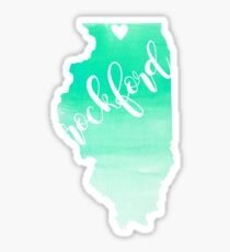 Rockford Sticker