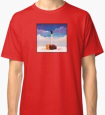 kanye west beautiful dark twisted fantasy head Classic T-Shirt