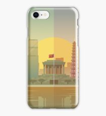 Vietnam Hanoi Illustration iPhone Case/Skin