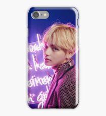 BTS phone case #27 (taehyung) iPhone Case/Skin