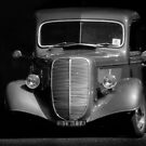 Monochrome Veteran Vehicle by Clare Colins