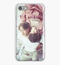 BTS phone case #30 (jimin&suga) iPhone Case/Skin