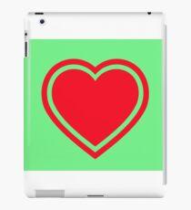 corazón  iPad Case/Skin
