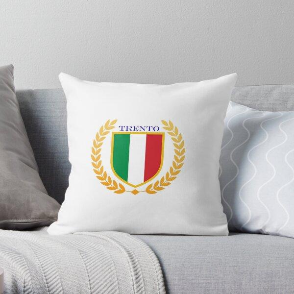 Trento Italy Throw Pillow
