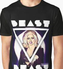 Beast ! Graphic T-Shirt