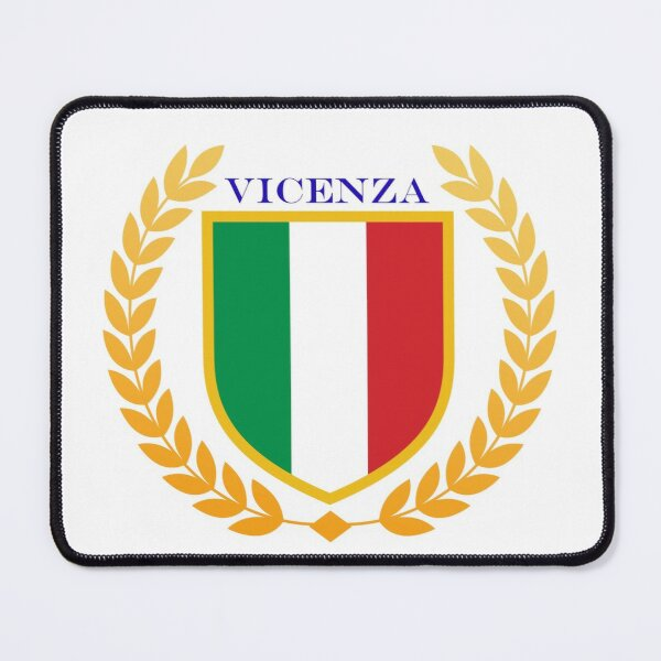 Vicenza Italy Mouse Pad