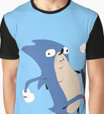 sanic hegehog Graphic T-Shirt