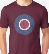 Vintage Look WW2 British Royal Air Force Roundel T-Shirt