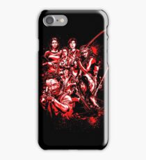 Walkers iPhone Case/Skin