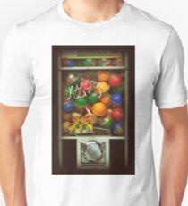 Gumball Machine Series - with Graffiti Burst - Iconic New York City Unisex T-Shirt