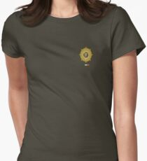 Irish Defence Forces Women's Fitted T-Shirt