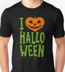 Love Halloween T-Shirt