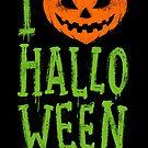 Love Halloween by Paula García